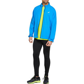 asics Icon Jacket Men directoire blue/performance black